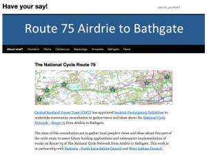Nat Ccyle Route